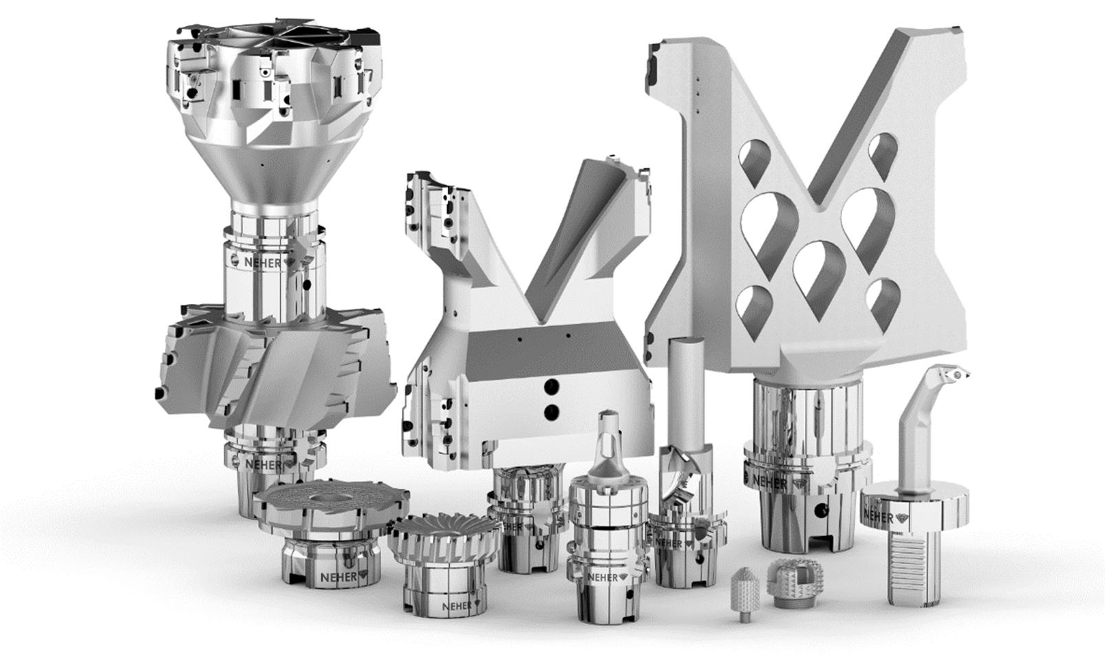 3D Printed Tool Bodies
