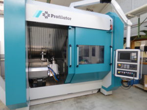 Profilator S-250 Scudding Machine